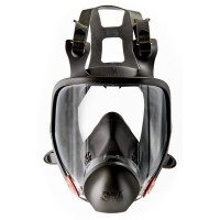 3M Full Face Respiratory Nose Mask